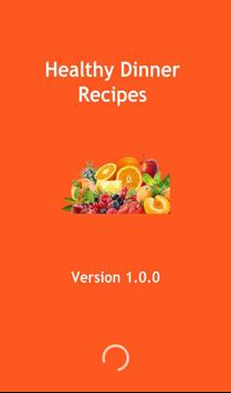 Healthy Dinner Recipes poster