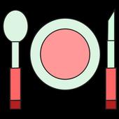 Healthy healthy recipes icon