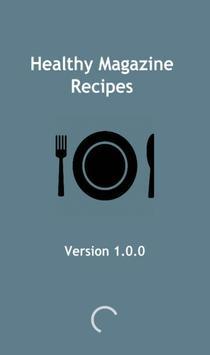 Healthy Magazine Recipes poster
