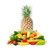 Healthy online recipes icon