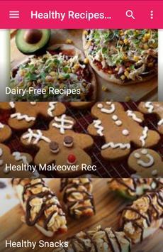Healthy Recipes Tasty apk screenshot