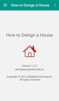 How to Design a House apk screenshot