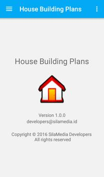 House Building Plans apk screenshot