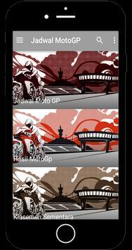 Jadwal MotoGP apk screenshot