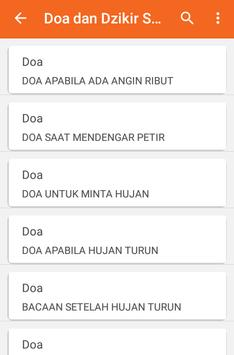 Kumpulan Doa & Dzikir Lengkap apk screenshot