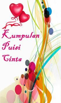 Kumpulan Puisi Cinta poster