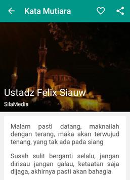 Kata Mutiara apk screenshot