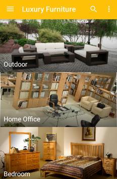 Luxury Furniture apk screenshot
