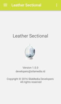 Leather Sectional apk screenshot