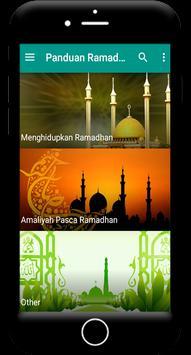 Panduan Ramadhan apk screenshot