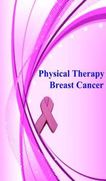 Physical Therapy Breast Cancer poster
