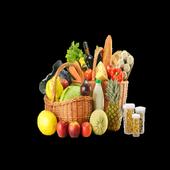 Popular healthy recipes icon