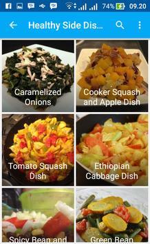 Recipes Healthy Meals apk screenshot