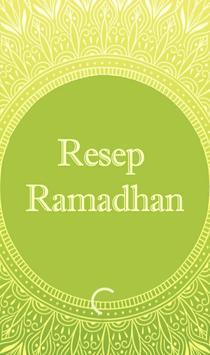 Resep Ramadhan poster