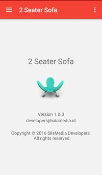 2 Seater Sofa apk screenshot