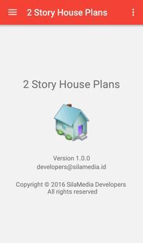 2 Story House Plans apk screenshot
