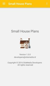 Small Home Plans apk screenshot