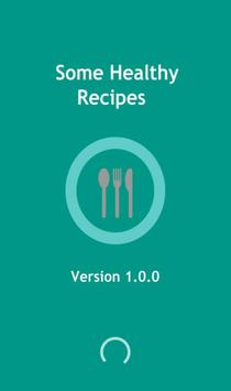 Some Healthy Recipes poster