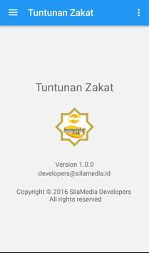 Tuntunan Zakat apk screenshot