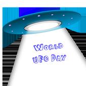 National UFO Day Celebrations icon