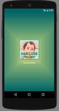 Hair Loss Treatment poster