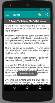 Hair Loss Treatment apk screenshot