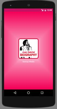 Juan Gabriel Biography poster