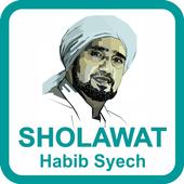 Lirik Sholawat Habib Syech icon