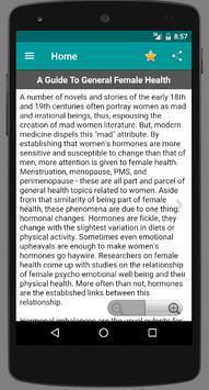 Women's Health apk screenshot