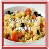 Resep Sahur icon