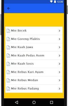 Resep Sahur apk screenshot