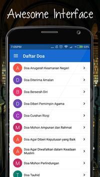 Kumpulan Doa Islami apk screenshot