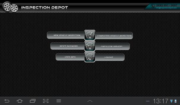 DIY Vehicle Inspection apk screenshot