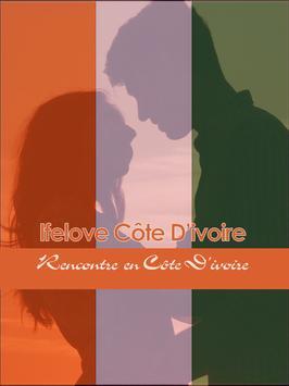 IFELOVE COTE D'IVOIRE poster