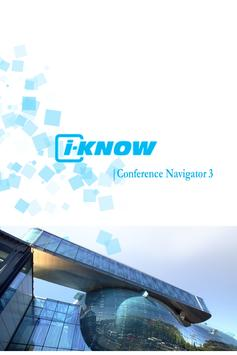 i-Know 2013 poster