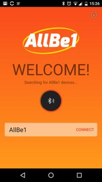 AllBe1 poster