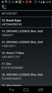 Accessible Dialer Talkback apk screenshot