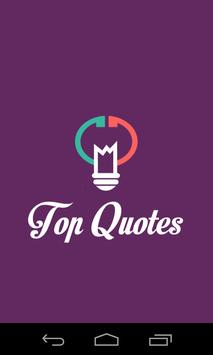 Top Quotes (Wisdom-Motivation) poster