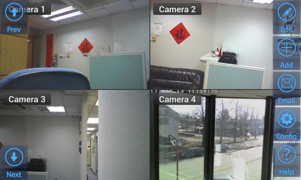 Foscam IP camera viewer poster