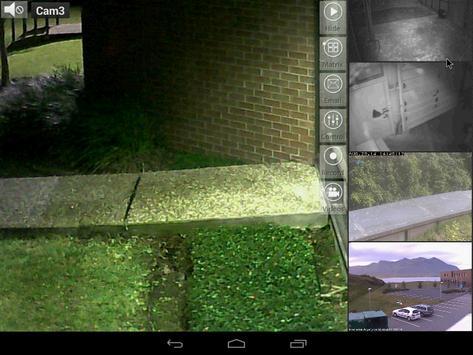 Viewer for Panasonic ip cam apk screenshot