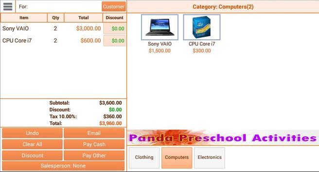 Cash Register apk screenshot