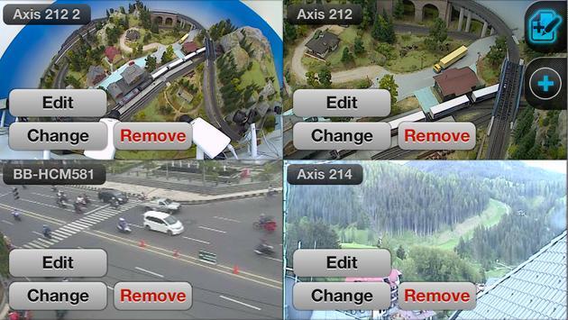IP Cam Soft (shareware) apk screenshot