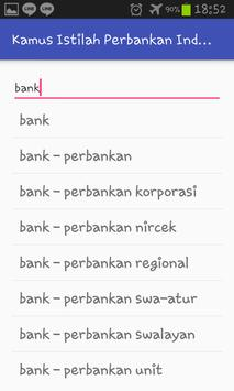 Kamus Istilah Perbankan apk screenshot
