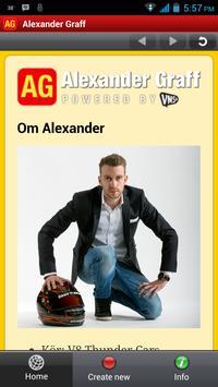 Alexander Graff apk screenshot