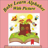 ABC for kids learn alphabet icon