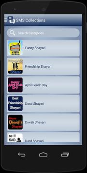 Free SMS Collection apk screenshot