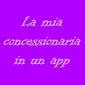 La mia concessionaria in app icon