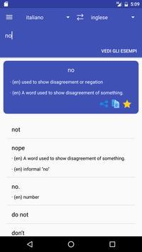 Dizionario Multilingue apk screenshot