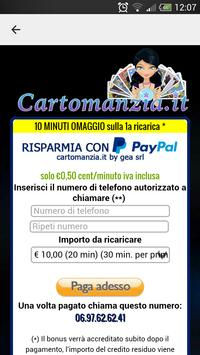 Cartomanzia.it apk screenshot