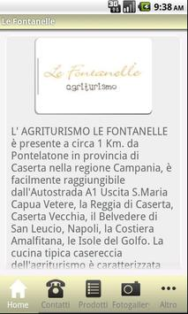 "Agriturismo ""Le Fontanelle"" poster"